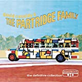 Copertina di album per David Cassidy & The Partridge Family The Definitive Collection