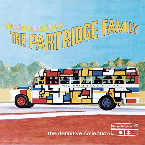DAVID CASSIDY - David Cassidy & the Partridge Family: The Definitive Collection - Zortam Music
