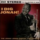 Album cover for I Dig Jonah: The Jonah Jones Capitol Collection