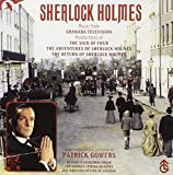 Capa do álbum Sherlock Holmes TV Soundtrack