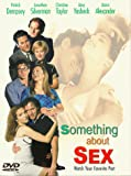 Something About Sex - movie DVD cover picture