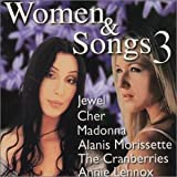 Pochette de l'album pour Women & Songs 3