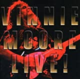 Album cover for Live!
