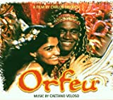 Album cover for Orfeu