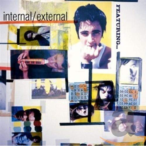 Cover of Featuring by Internal/External