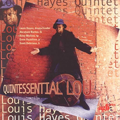 "Read ""Quintessential Lou"" reviewed by"