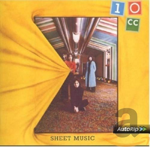 10cc - Two Classic Albums 10cc  Sheet Music - Zortam Music
