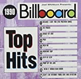 Cubierta del álbum de Billboard Top Hits: 1990