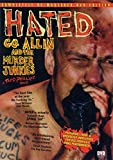 Hated: G.G. Allin & the Murder Junkies - movie DVD cover picture