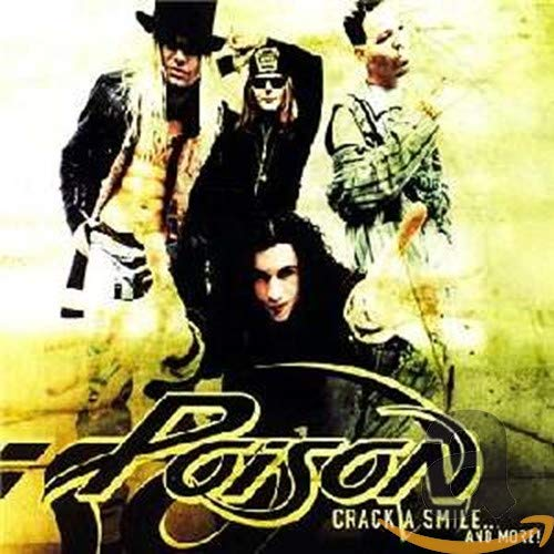 Poison - Crack A Smile - Zortam Music