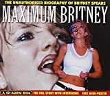 Album cover for Maximum Audio Biography: Britney Spears
