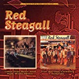 THE WALLS OF THIS OLD HONKY... - Red Steagall