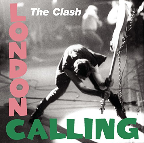 CD-Cover: The Clash - London Calling