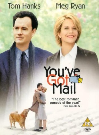 You've Got Mail / Вам письмо (1998)
