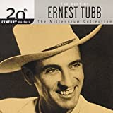album art to 20th Century Masters: The Millennium Collection: The Best of Ernest Tubb
