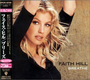 faith hill breathe album