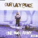 One Man Army [UK CD Single]