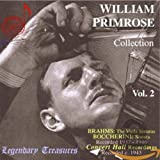 Violist William Primrose