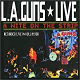 album art to Live! A Nite on the Strip