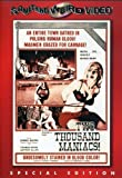 Two Thousand Maniacs - movie DVD cover picture