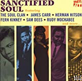 Album cover for Sanctified Soul