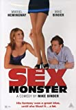 The Sex Monster - movie DVD cover picture