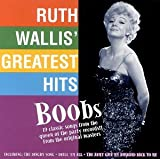 Copertina di album per Ruth Wallis' Greatest hits