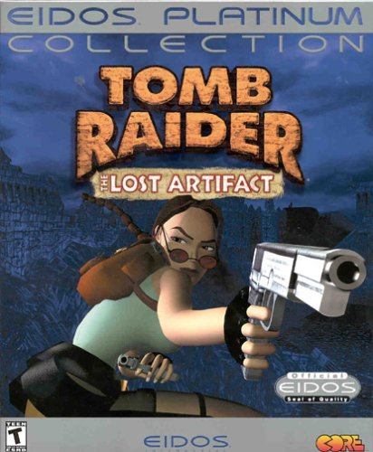Tomb Raider: The Lost   Artifact  by Eidos Interactive (CD-ROM)