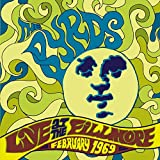 Cubierta del álbum de Live at the Fillmore West February 1969