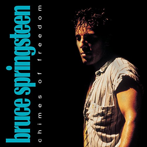 Original album cover of Chimes of Freedom by Bruce Springsteen