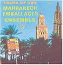 Capa do álbum Marrakech Emballages Ensemble