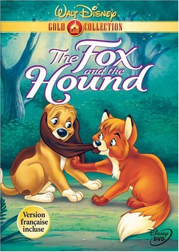 The Fox and the Hound (Disney Gold Classic Collection) (1981)  Mickey Rooney, Kurt Russell,