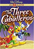 The Three Caballeros (Disney Gold Classic Collection) - movie DVD cover picture