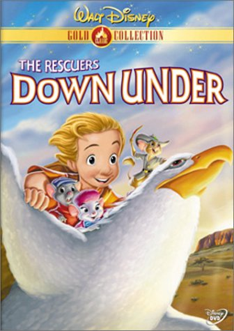 The Rescuers Down Under Gold Collection