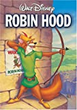 Robin Hood (Disney Gold Classic Collection) - movie DVD cover picture
