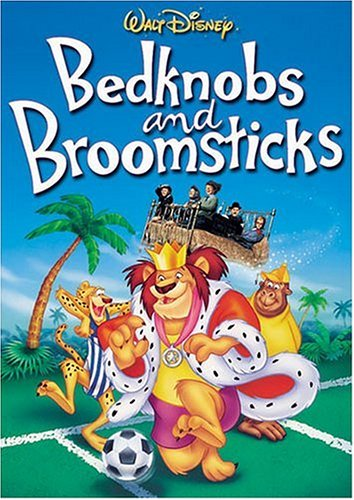 Bedknobs and Broomsticks / Набалдашник и Метла (1971)