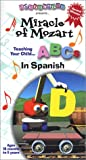Video : Miracle of Mozart - ABCs (Spanish Edition)