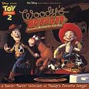 Cubierta del álbum de Woody's Roundup: A Rootin' Tootin' Collection of Woody's Favorite Songs