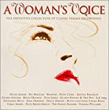 woman's voice cd cover