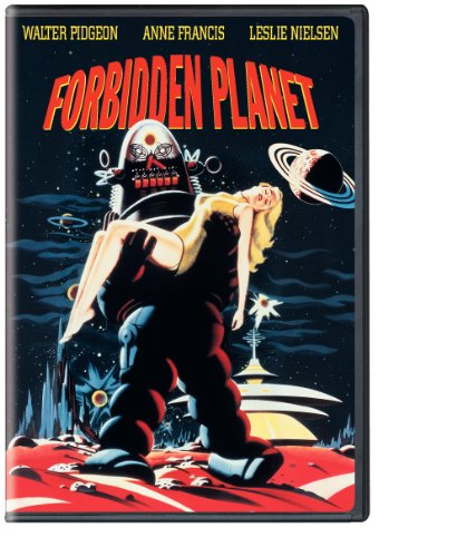 DVD Box: Forbidden Planet