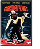 Forbidden Planet - movie DVD cover picture