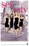 Sex and the City - The Complete First Season - movie DVD cover picture