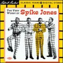 Album cover for The Very Worst of Spike Jones
