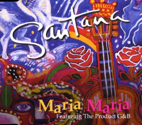 Maria Maria [Germany CD Single]