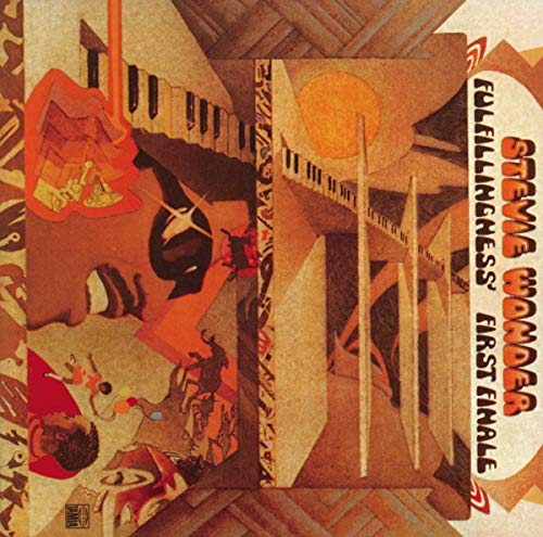 Stevie Wonder - Fulfillingness