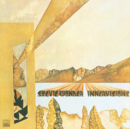 CD-Cover: Stevie Wonder - Innervisions