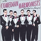 Capa do lbum Les Comedian Harmonists chantent en francais (disc 2)