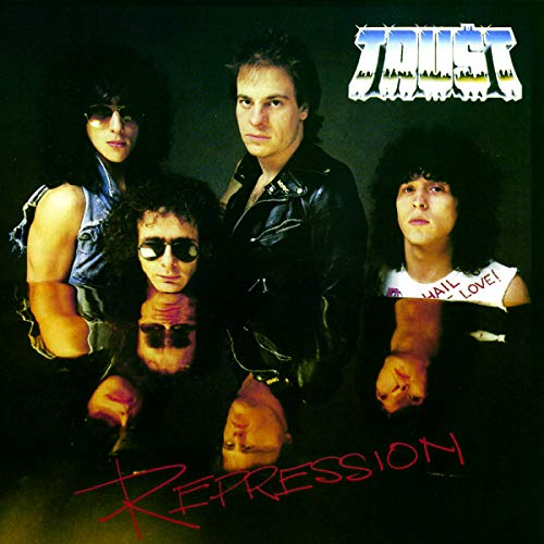 CD-Cover: Trust - Repression