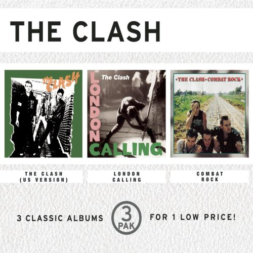 The Clash/London Calling/Combat Rock