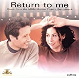 Capa do álbum Return to Me